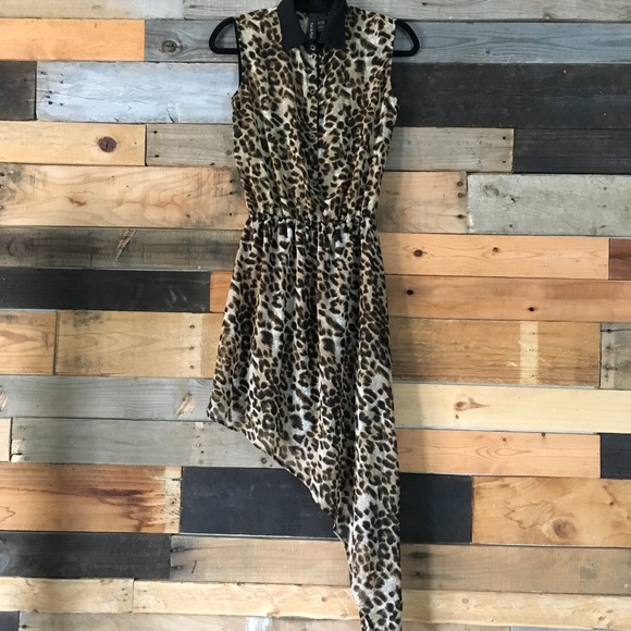 Fun & Flirt Dresses & Skirts - Leopard Print Dress